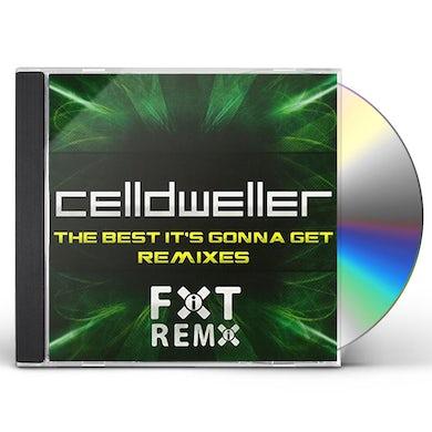 Celldweller BEST IT'S GONNA GET REMIXES CD
