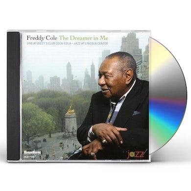 Freddy Cole DREAMER IN ME: LIVE AT DIZZY'S CLUB COCA-COLA CD