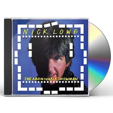 Nick Lowe ABOMINABLE SHOWMAN CD