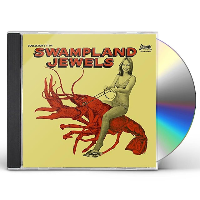 Swampland Jewels / Various CD