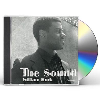 William Kurk SOUND 1 CD