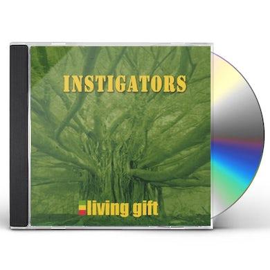 instigators LIVING GIFT CD