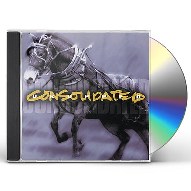 Consolidated DROPPED CD
