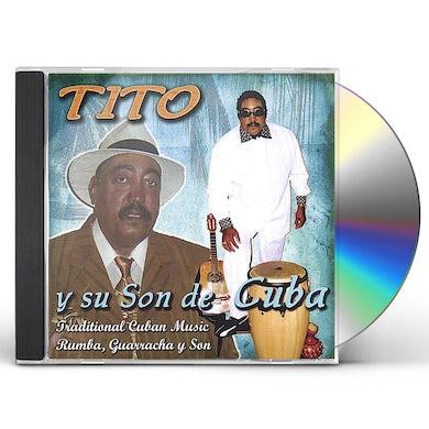 TITO Y SU SON DE CUBA CD