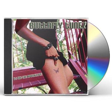 Dj Sid-the Apocalypze BUTTAFLY TUNEZ CD
