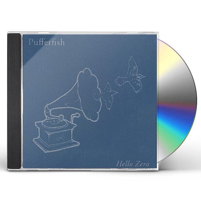 Pufferfish HELLO ZERO CD