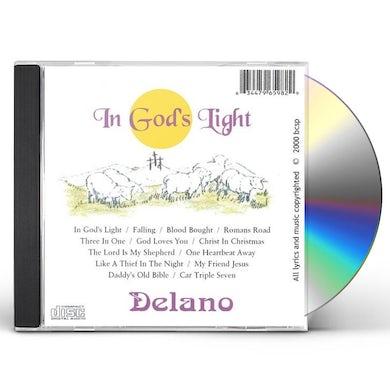 Delano IN GODS LIGHT CD