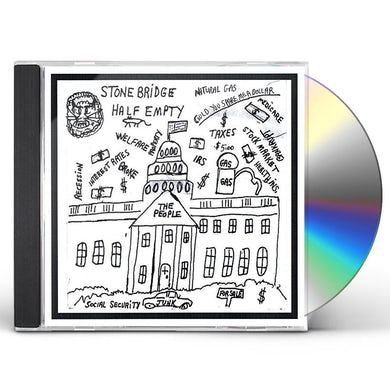 Stonebridge HALF-EMPTY CD
