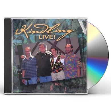 KINDLING LIVE! CD