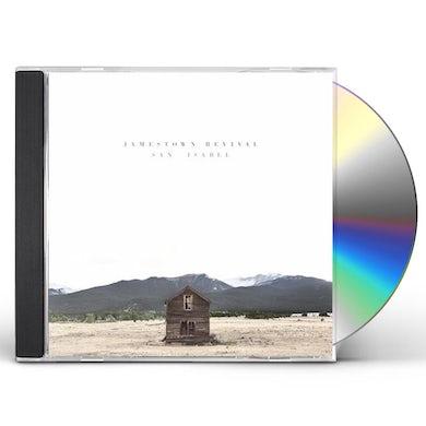 Jamestown Revival San Isabel CD