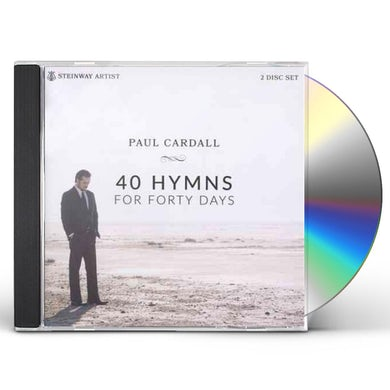 Paul Cardall 40 HYMNS FOR FORTY DAYS CD