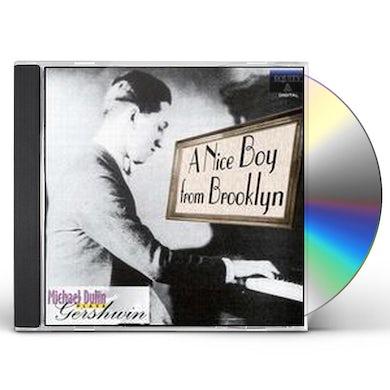 Michael Dulin NICE BOY FROM BROOKLYN CD