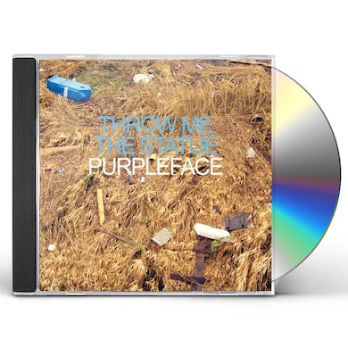 Throw Me The Statue PURPLEFACE CD