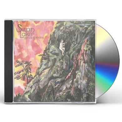 Swan Lake BEAST MOANS CD
