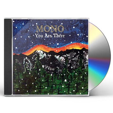 Mono YOU ARE THERE CD