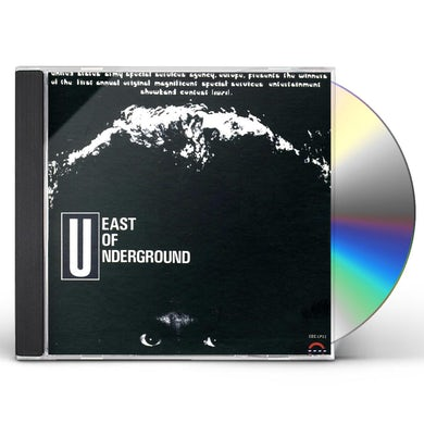 East Of Underground SOAP CD