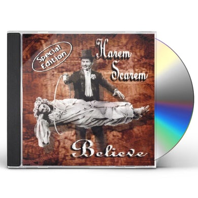 Harem Scarem BELIEVE CD