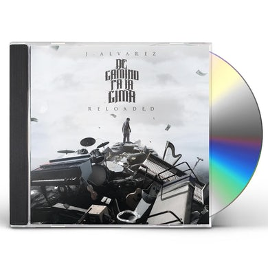 J Alvarez DE CAMINO PA LA CIMA RELOADED 2.0 CD