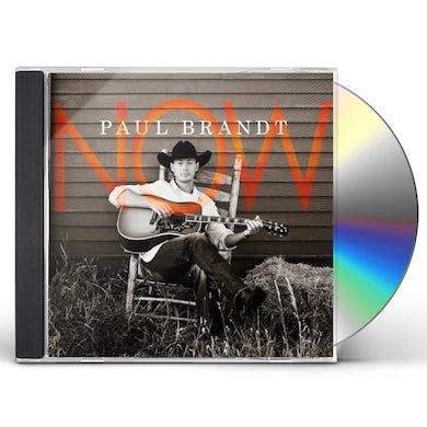 Paul Brandt NOW CD