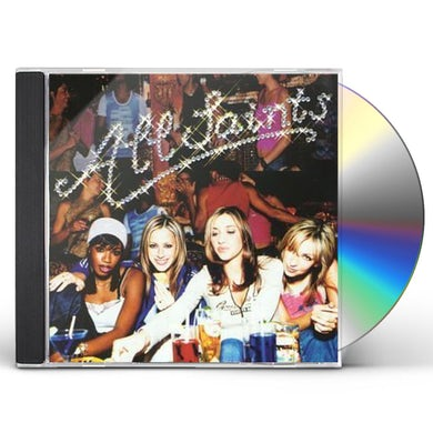 All Saints SAINTS & SINNERES CD