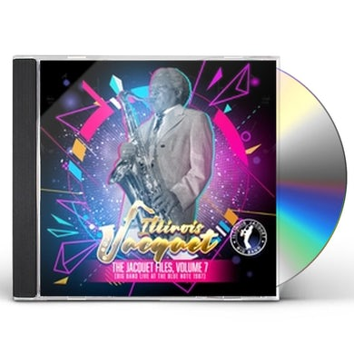 JACQUET FILES VOLUME 7 CD