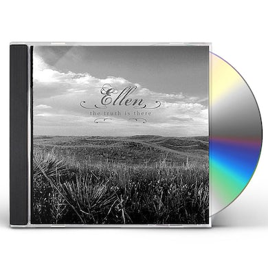 TRUTH IS THERE CD