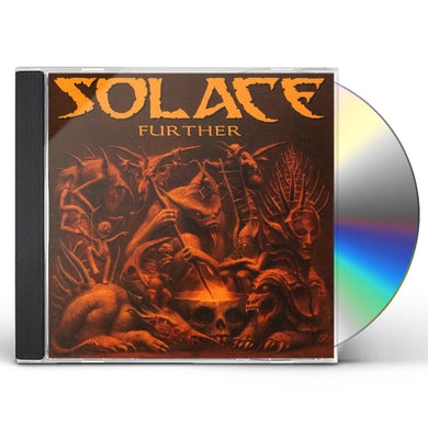 Solace FURTHER CD