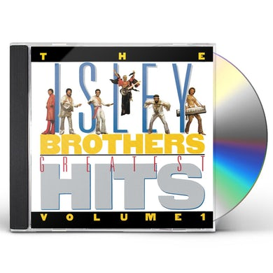 The Isley Brothers GREATEST HITS 1 CD