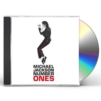 Michael Jackson NUMBER ONES CD