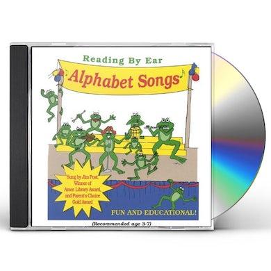 Jim Post ALPHABET SONGS CD