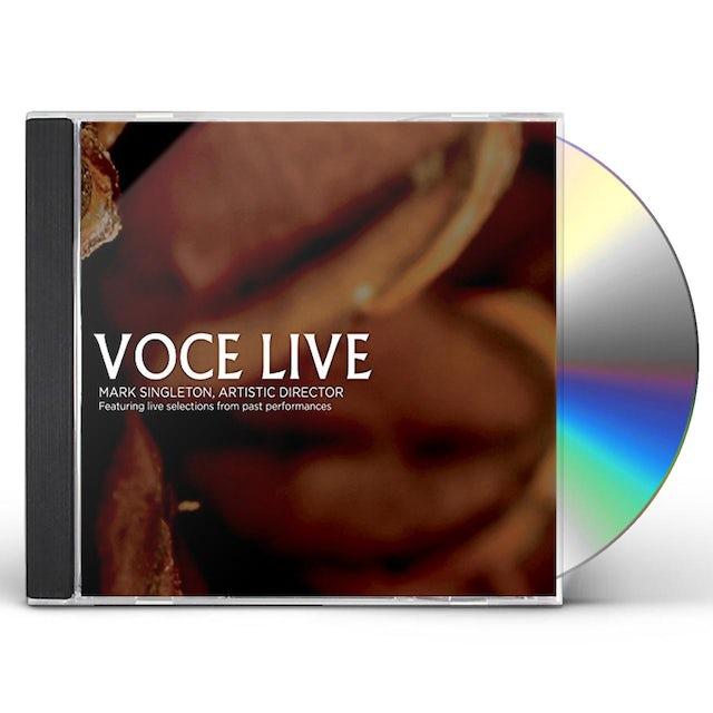 Voce LIVE CD