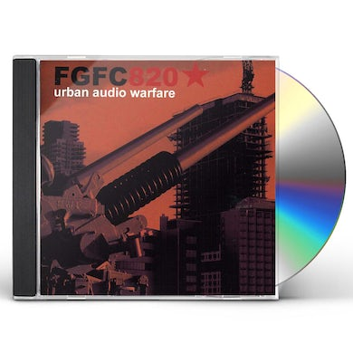 FGFC820 URBAN AUDIO WARFARE CD