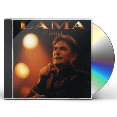 Serge Lama L'AMI CD