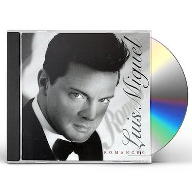 Luis Miguel ROMANCES CD