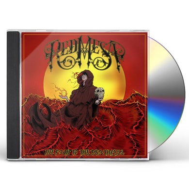 Red Mesa PATH TO THE DEATHLESS CD
