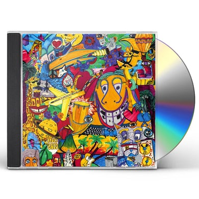Fools Gold FLYING LESSONS CD