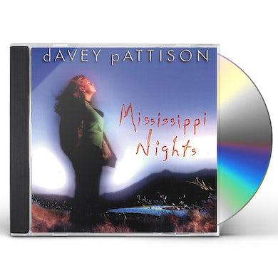 Davey Pattison MISSISSIPPI NIGHTS CD