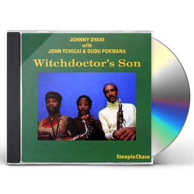 WITCHDOCTOR'S SON CD