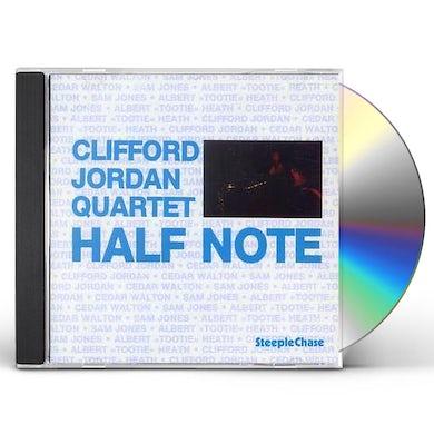 Clifford Jordan HALF NOTE CD