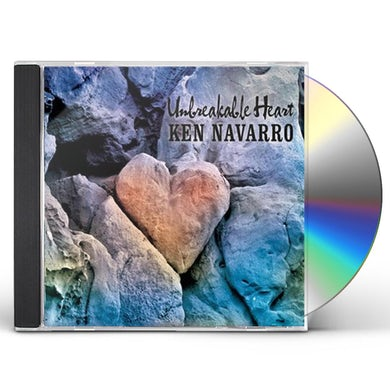 Ken Navarro UNBREAKABLE HEART CD