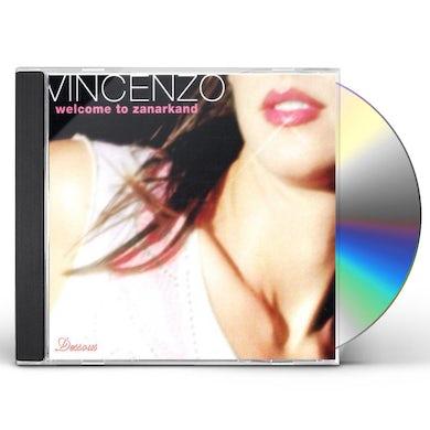 Vincenzo WELCOME TO ZANARKAND CD