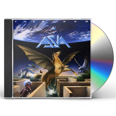 Asia THEN & NOW CD