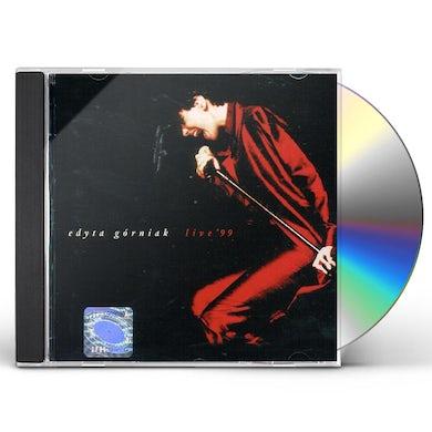 Edyta Gorniak LIVE '99 CD