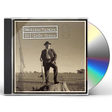Leon Gieco BANDIDOS RURALES CD