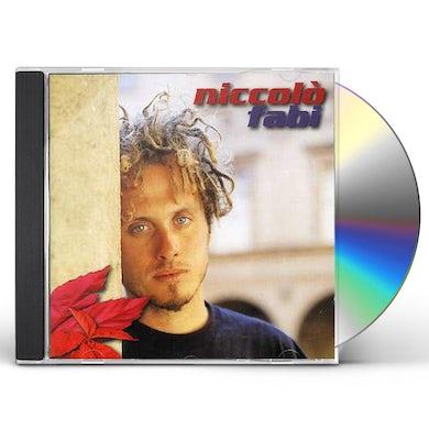 Niccolo Fabi IL GIARDINIERE CD