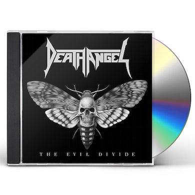 Death Angel EVIL DIVIDE CD