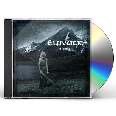 Eluveitie SLANIA (10 YEARS) CD