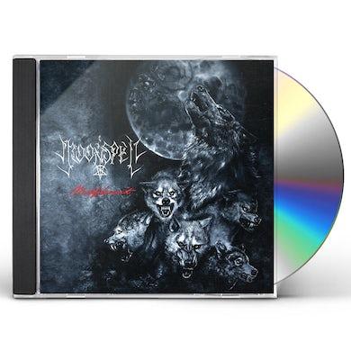 Moonspell WOLFHEART CD