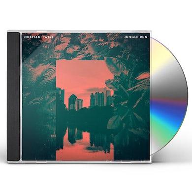 Nubiyan Twist JUNGLE RUN CD