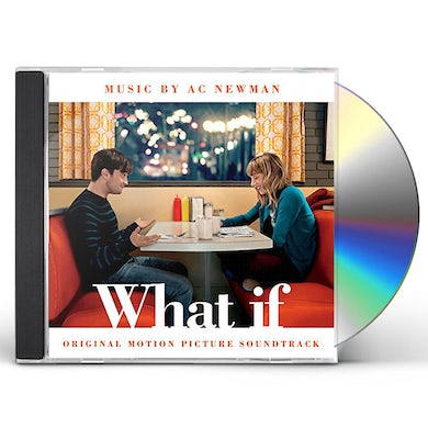 Ac Newman WHAT IF CD